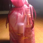 Pack tendencia organza: desodorante escencia perfume